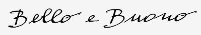 lettering-bello-e-buono