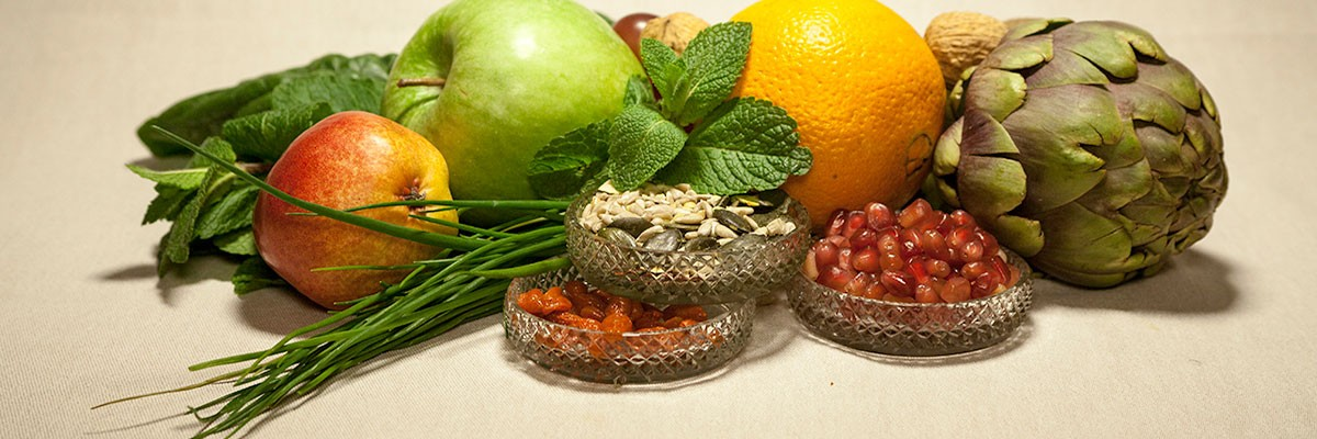 Vitamine verdi a tavola