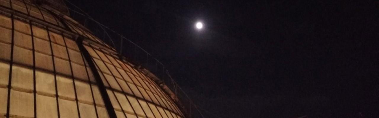 Una Galleria di stelle, notti col naso all'insù